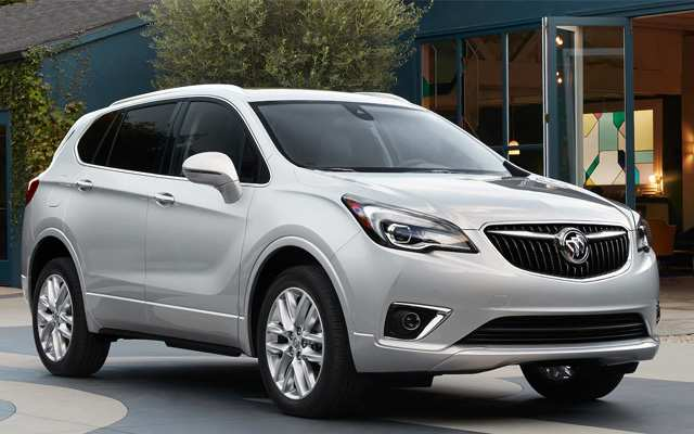 14 New 2020 Buick Envision Ratings