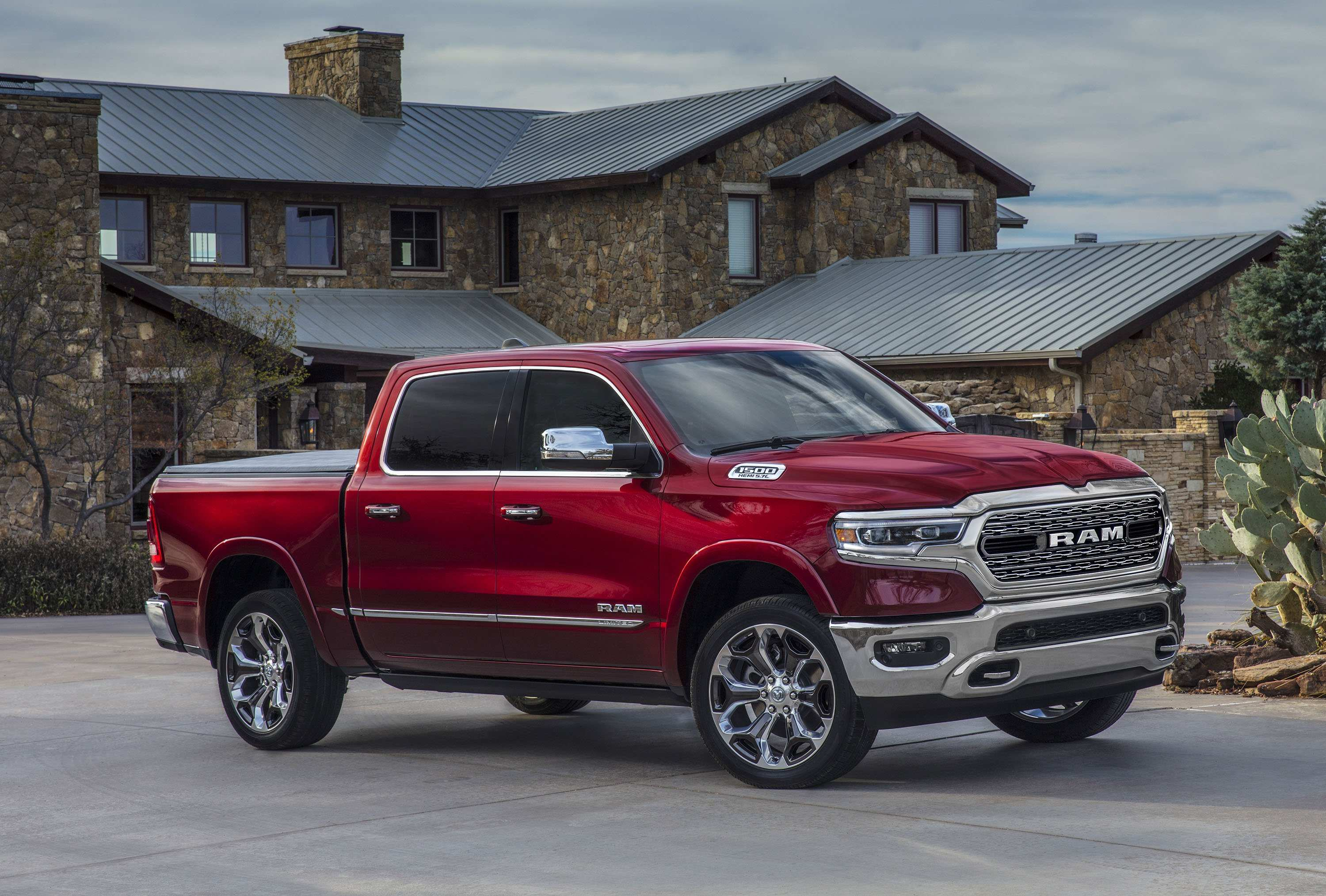 14 New 2020 Dodge Ram Truck Images