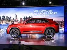 14 New 2020 Volkswagen Atlas Cross Sport Images