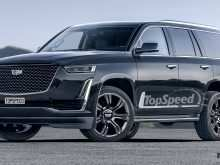 14 New Cadillac Escalade New Body Style 2020 Redesign