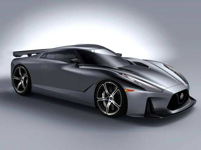 14 New Nissan Concept 2020 Top Speed Release