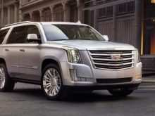 Pictures Of The 2020 Cadillac Escalade