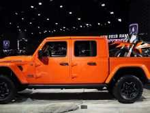 15 All New 2020 Jeep Gladiator Overall Length Style