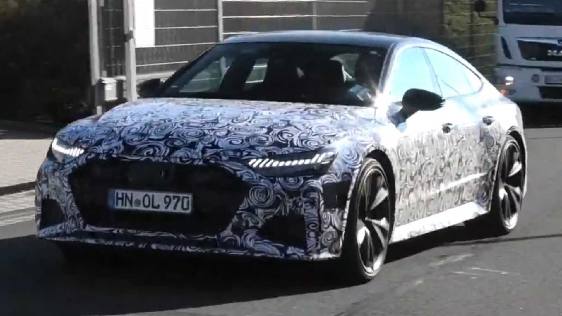 15 The Best Audi Rs7 2020 Picture