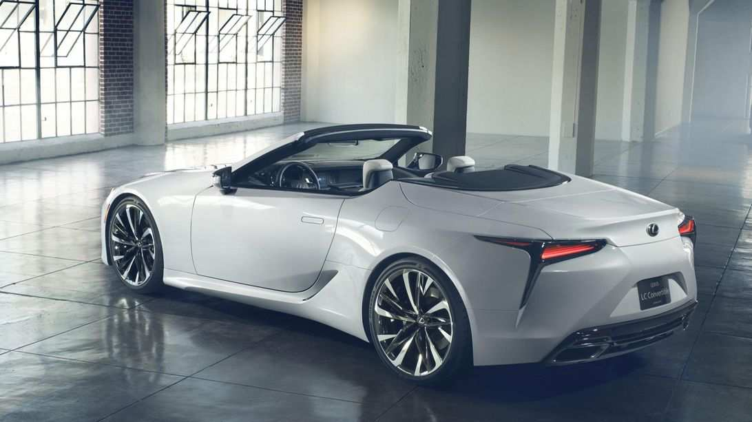 16 All New 2020 Lexus Lc 500 Convertible Price Pictures