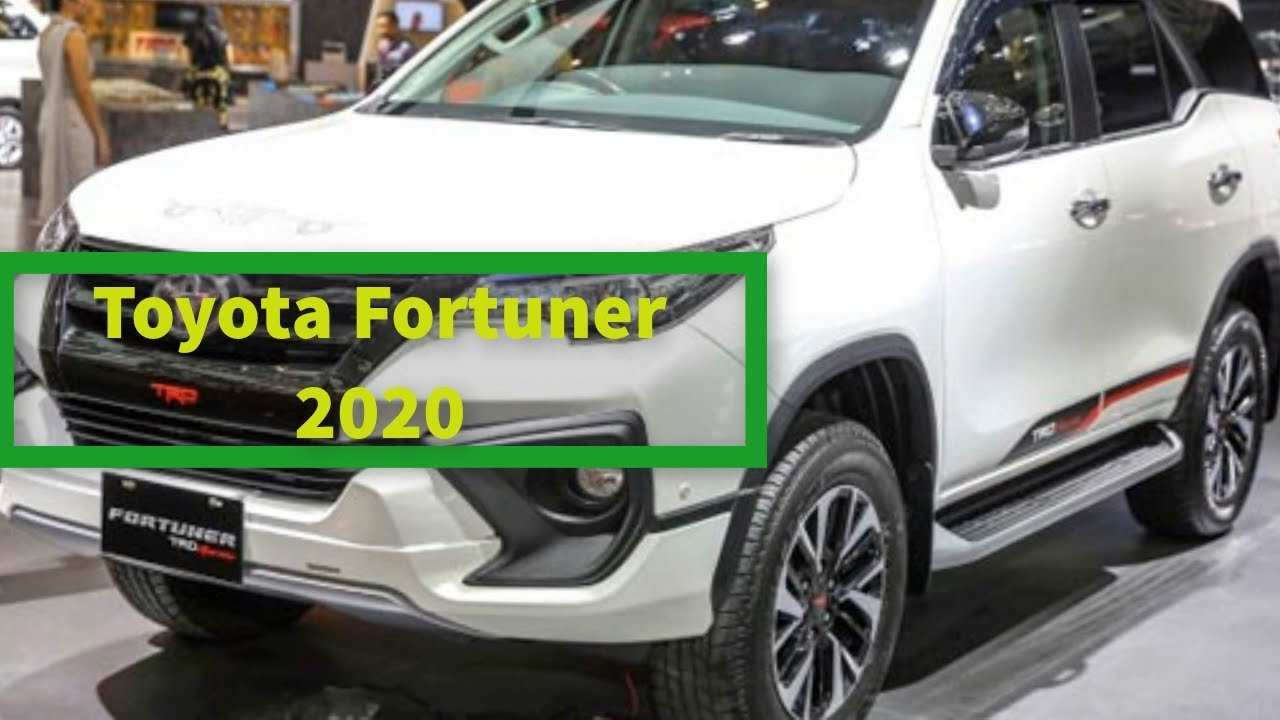 16 All New Toyota Fortuner 2020 Model Price Design And Review