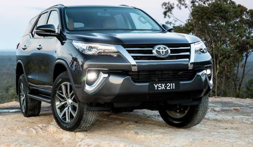 16 The Toyota Fortuner 2020 Model Pricing