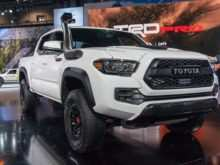 17 A Toyota Tacoma 2020 Redesign Rumors