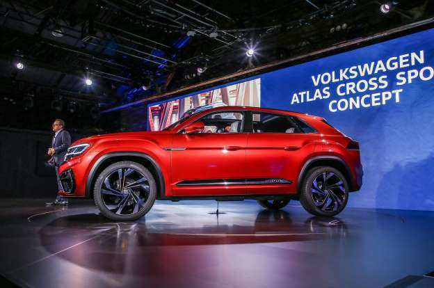 17 All New 2020 Volkswagen Atlas Cross Sport Price Design and Review