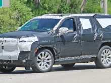 Chevrolet Suburban 2020 Spy Shots
