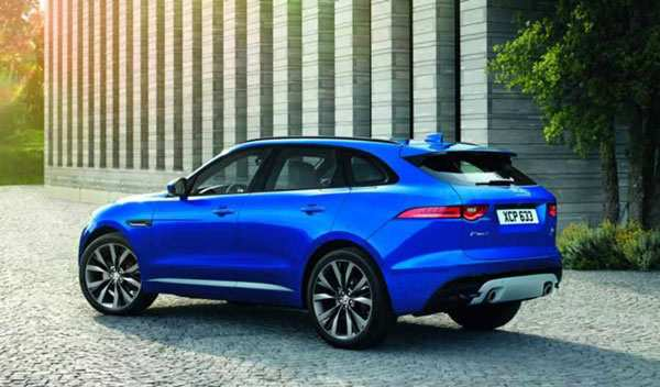 17 The Jaguar F Pace 2020 Model New Model and Performance