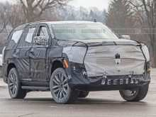 18 A Pictures Of The 2020 Cadillac Escalade Performance