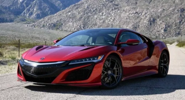 18 All New 2020 Acura Nsx Type R Ratings