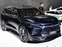 18 New Chevrolet Blazer Xl 2020 Redesign and Concept