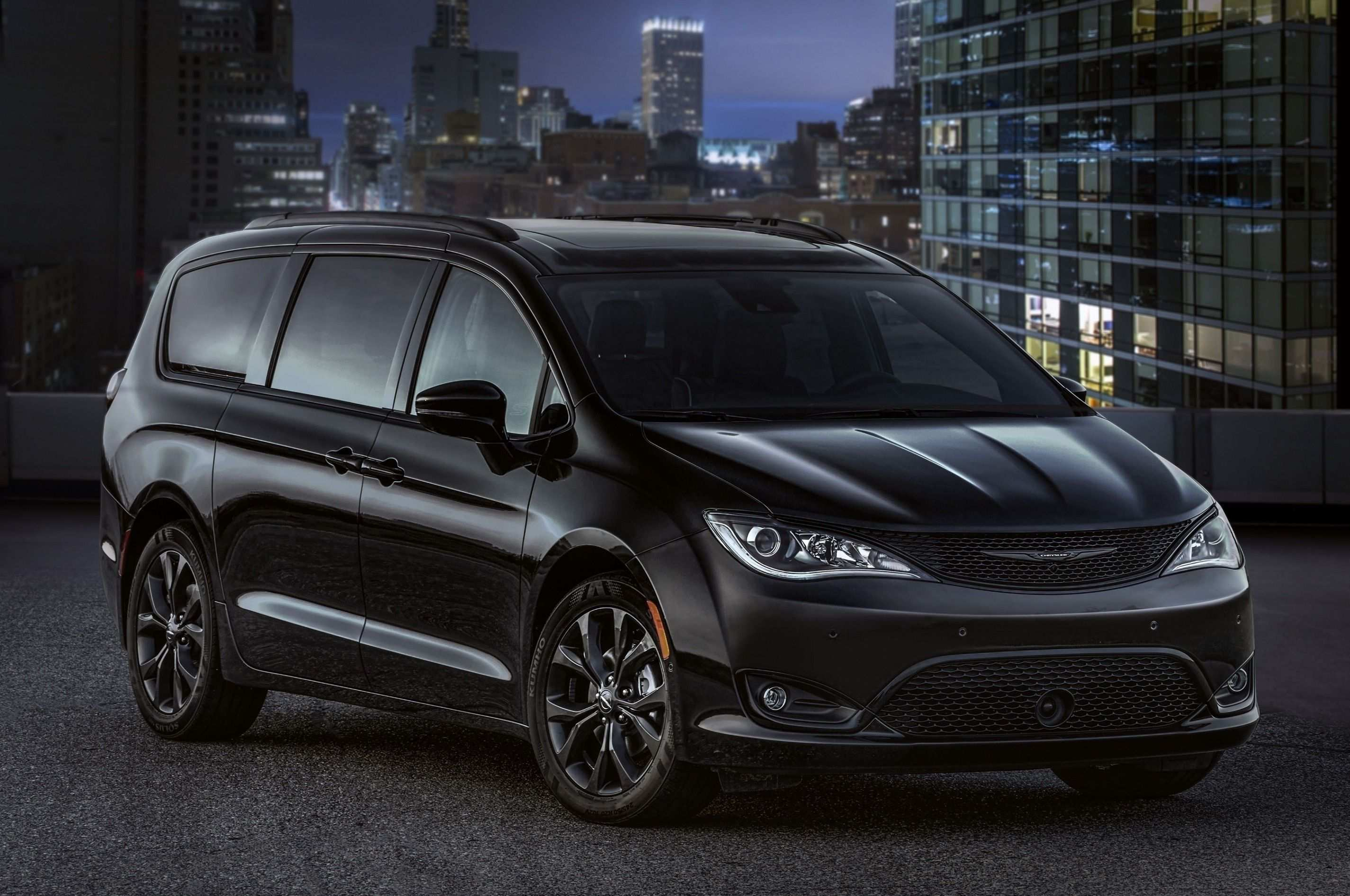 18 The Best 2019 Chrysler Van New Model And Performance