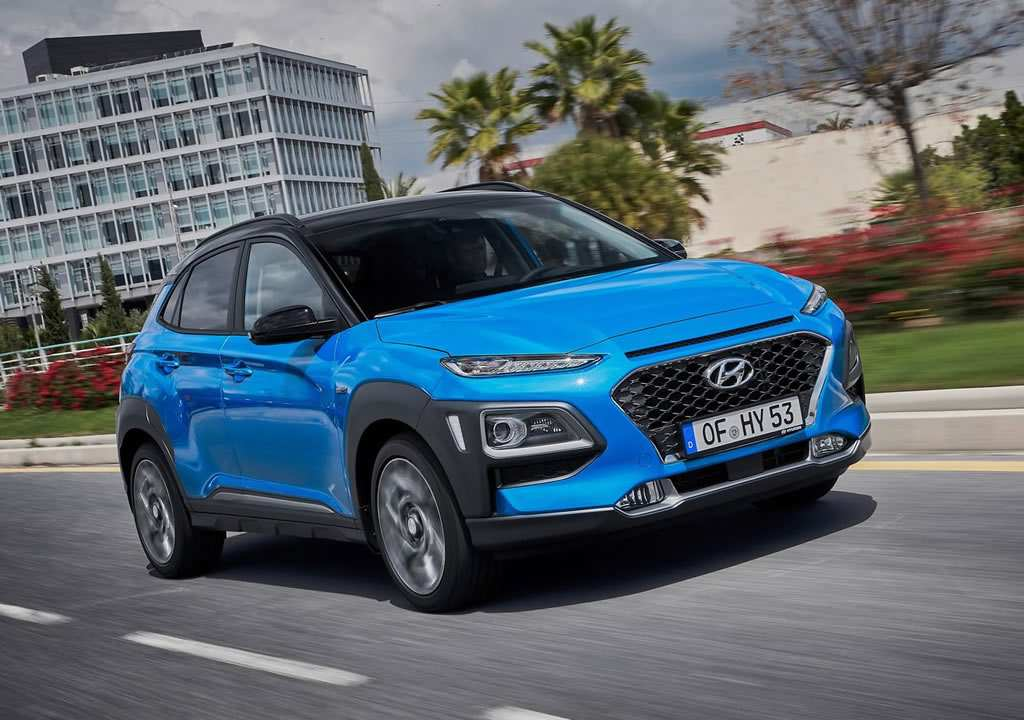 19 All New Hyundai Hybrid Suv 2020 Photos
