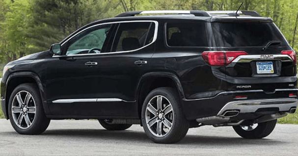 19 New 2020 Gmc Acadia Release Date Specs And Review