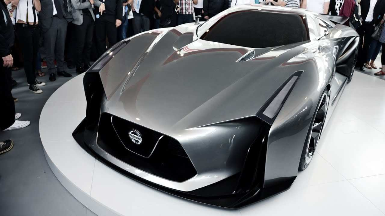 20 All New Nissan Concept 2020 Top Speed Release Date And Concept