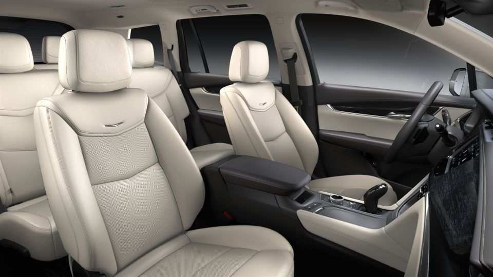 20 The 2020 Cadillac Xt6 Interior Colors Price And Release Date