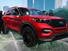 21 Best Ford Explorer St 2020 Redesign and Review