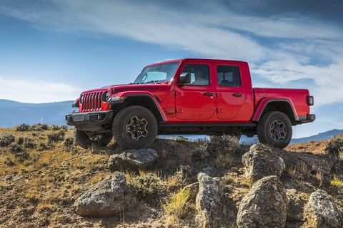 21 New 2020 Jeep Gladiator Horsepower New Model And Performance