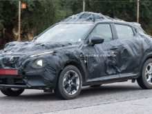 21 The 2020 Nissan Juke Engine