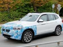 21 The BMW Electric Suv 2020 Rumors