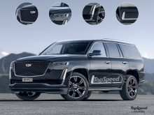 21 The Cadillac Escalade New Body Style 2020 Review