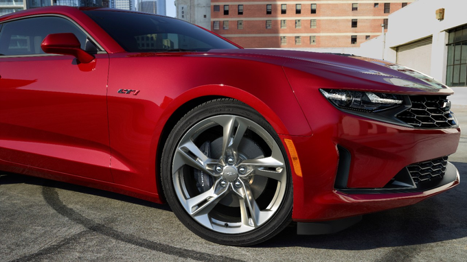 22 All New Chevrolet Camaro 2020 Pictures Pricing