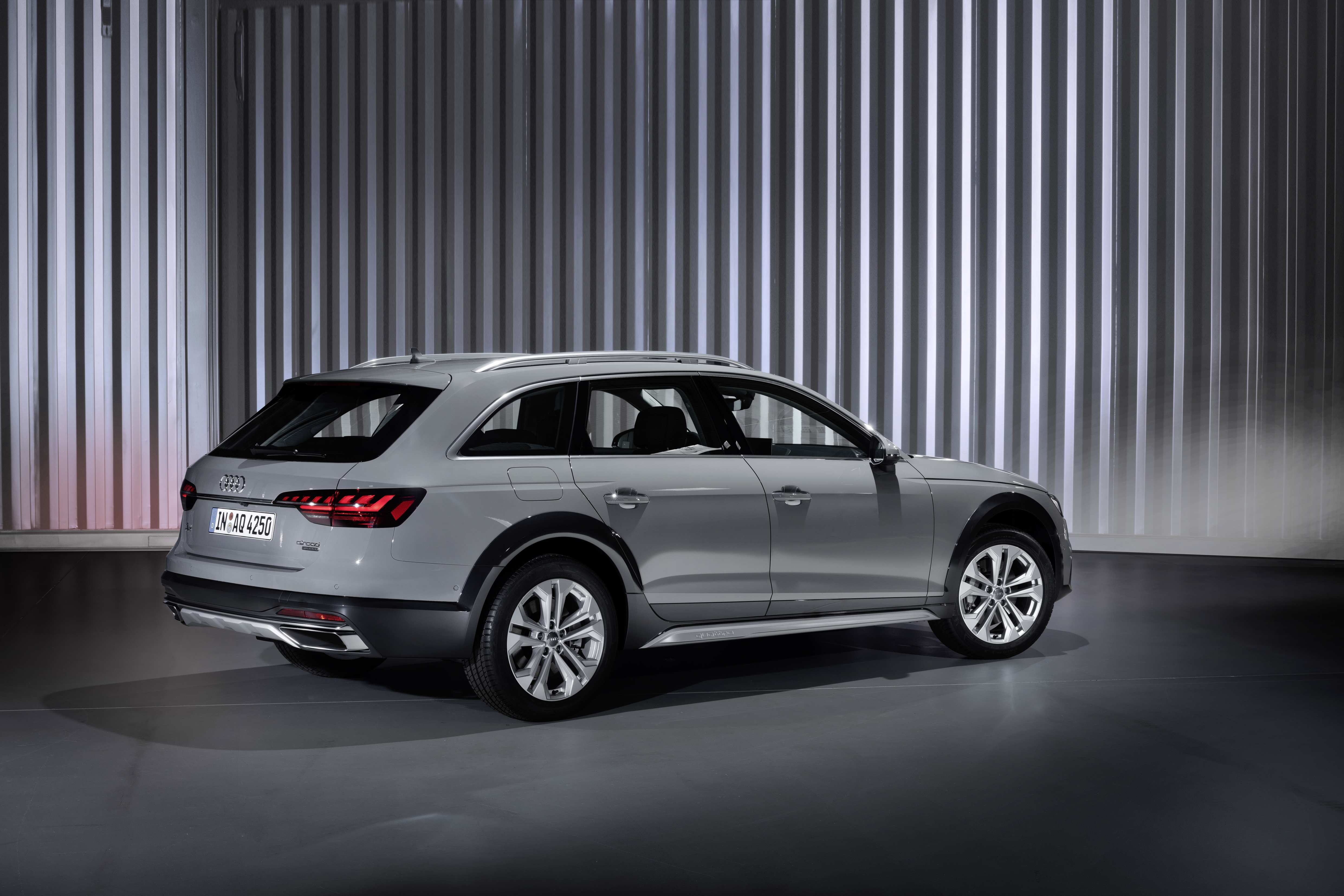 22 The Audi A4 Allroad 2020 Performance And New Engine