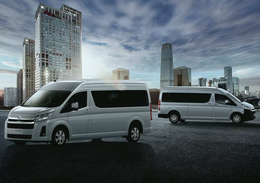 22 The Toyota Van 2020 Review And Release Date