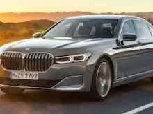 23 A BMW Series 7 2020 Images