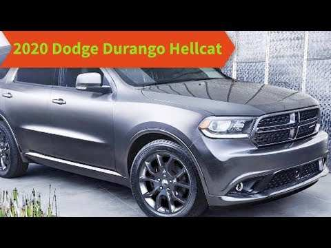 23 New 2020 Dodge Durango Hellcat Performance