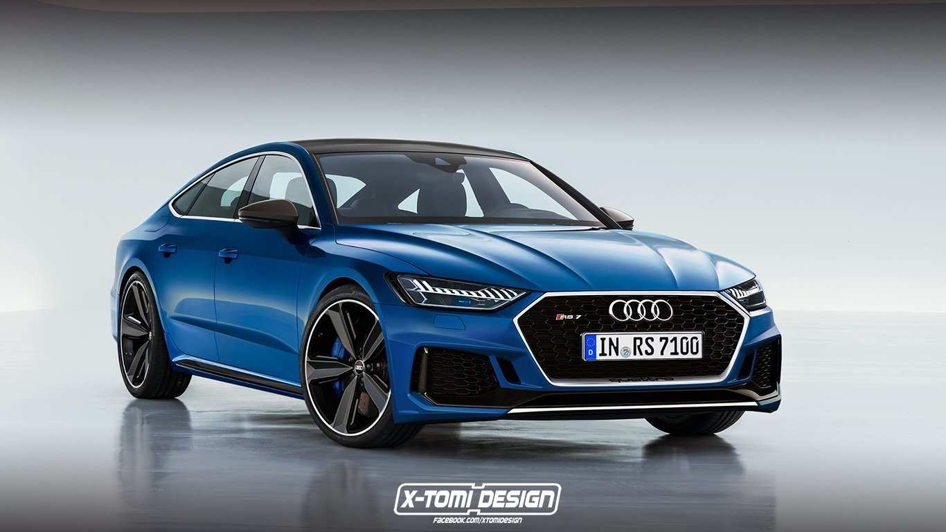 23 New Audi Rs7 2020 Redesign And Concept