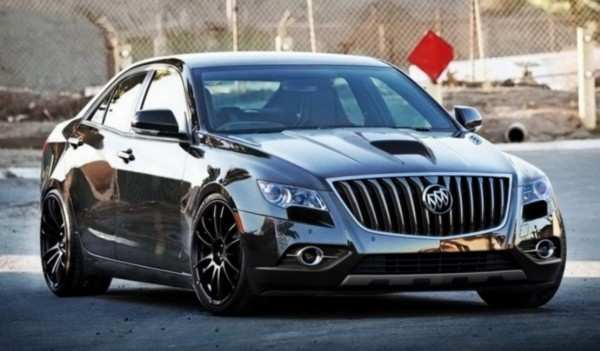 23 The Buick Regal Grand National 2020 Performance And New Engine