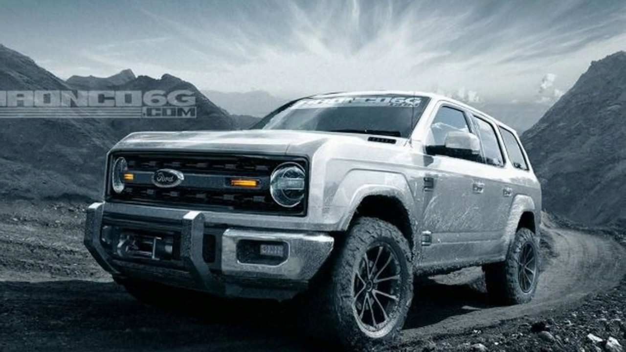 24 Best How Much Is The 2020 Ford Bronco History