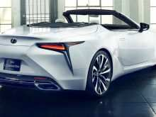 25 A 2020 Lexus Lc 500 Convertible Price New Model and Performance