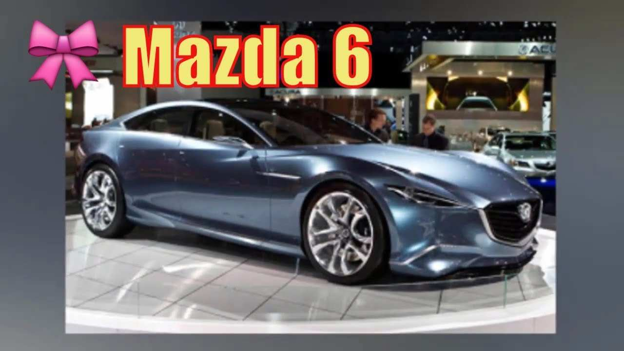 25 A 2020 Mazda 6 Turbo Performance And New Engine