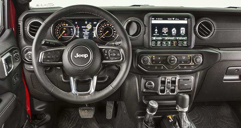 25 The Best Jeep Truck 2020 Interior First Drive
