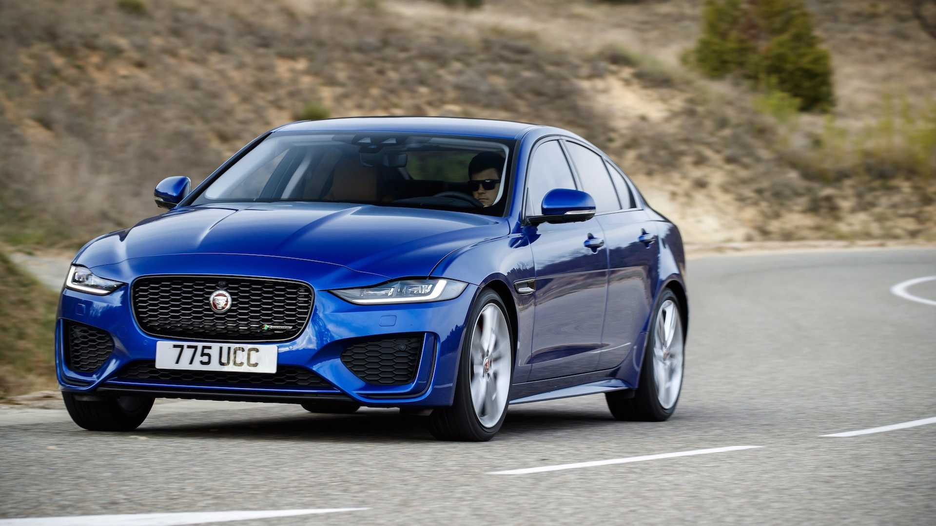25 The Jaguar Xe 2020 Model