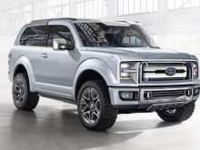 27 A How Much Is The 2020 Ford Bronco Exterior and Interior