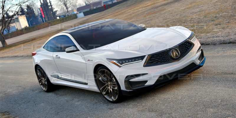 27 The Acura Coupe 2020 Release
