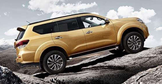 27 The Nissan Terra 2020 Picture