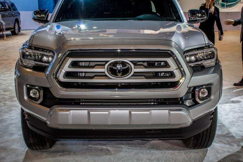 27 The Toyota Tacoma 2020 Redesign History