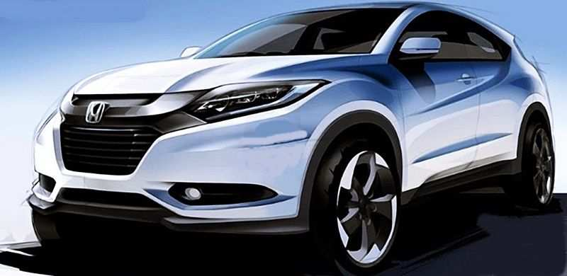 28 A Honda Vezel 2020 Model Review And Release Date