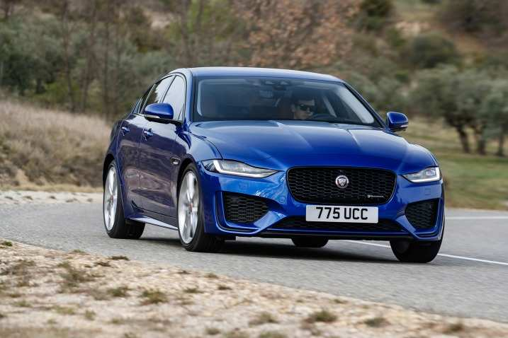 28 All New Jaguar Xe 2020 Pictures