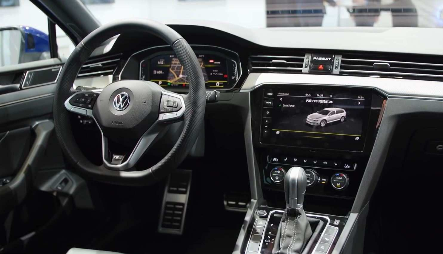 28 New 2020 Volkswagen Passat Interior Images