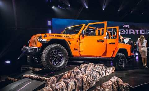 28 The Best Jeep Jt 2020 Interior