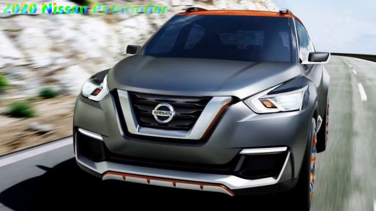 29 New Pictures Of 2020 Nissan Pathfinder Performance And New Engine