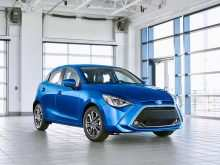 29 New Toyota Yaris Hatch 2020 Pictures